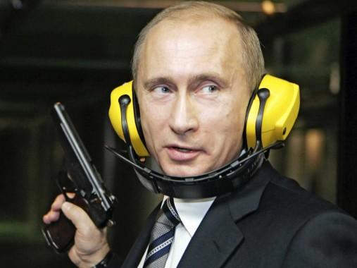 Vladimir Putin Tiba-Tiba Tarik Pasukan Rusia dari Suriah
