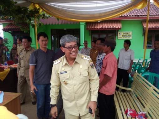 Pemkab Lampung Tengah Berencana Bangun Pagar Baru di Gunungsugih