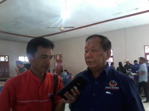 Zamzami Yasin saat diwawancarai jejamo.com. | Lia/jejamo.com