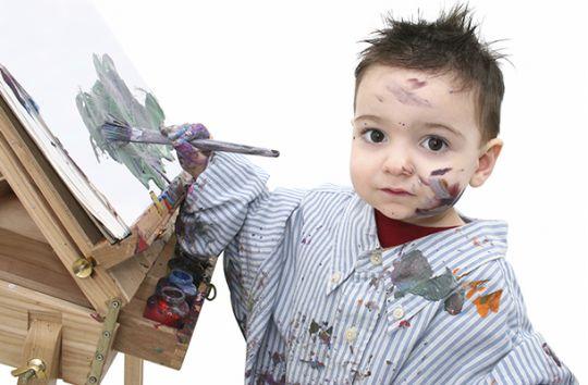 Empat Cara Membantu Anak Menemukan Bakat