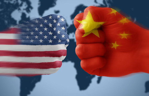 China vs USA | ist