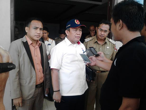 KONI Lampung Tinjau Kesiapan Lampura Hadapi Porprov 2017