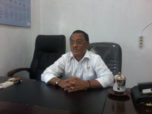 Kepala Dinas Peternakan dan Perikanan Lampung Utara, Paswani Hasyim. | Mukaddam/Jejamo.com