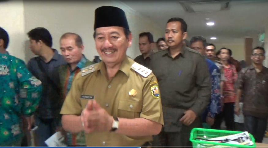Wali Kota Bandar Lampung Sebut BPJS Bebani Warga