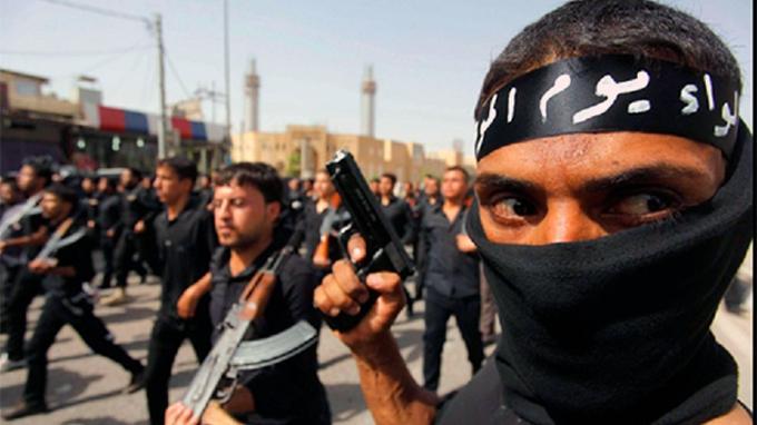 Anggota kelompok teroris ISIS. | Ist.