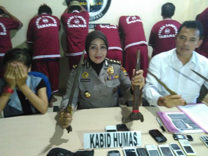 Sindikat Jual Beli Janin Pesugihan Diamankan Polda Lampung Incar ABG Hamil Duluan