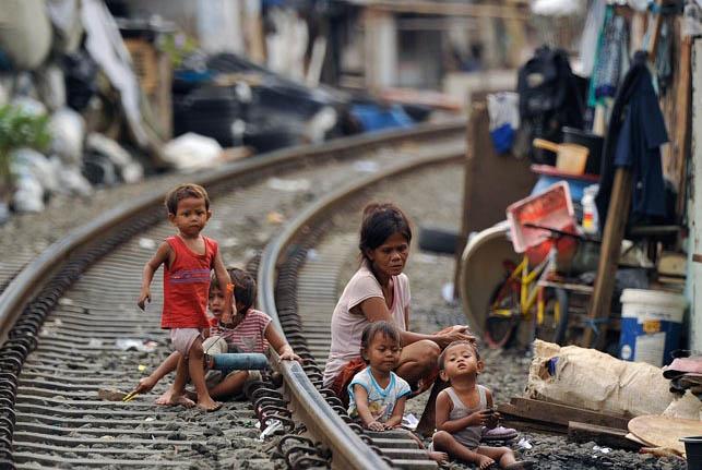 Kemiskinan Tantangan Terbesar Kawasan Asia Pasifik