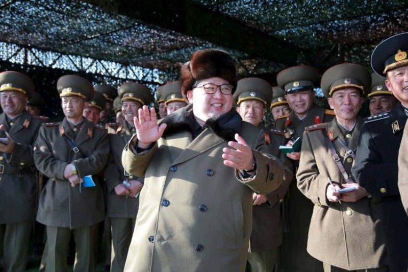 Pemimpin Korea Utara, Kim Jong Un. | Ist.