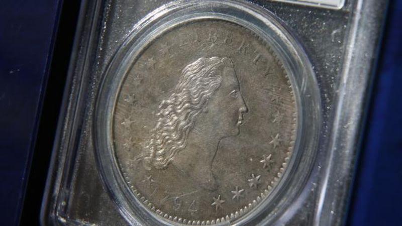 Inilah koin bersejarah yang dibanderol dengan harga fantastis hingga  Rp93 miliar. | Ist.