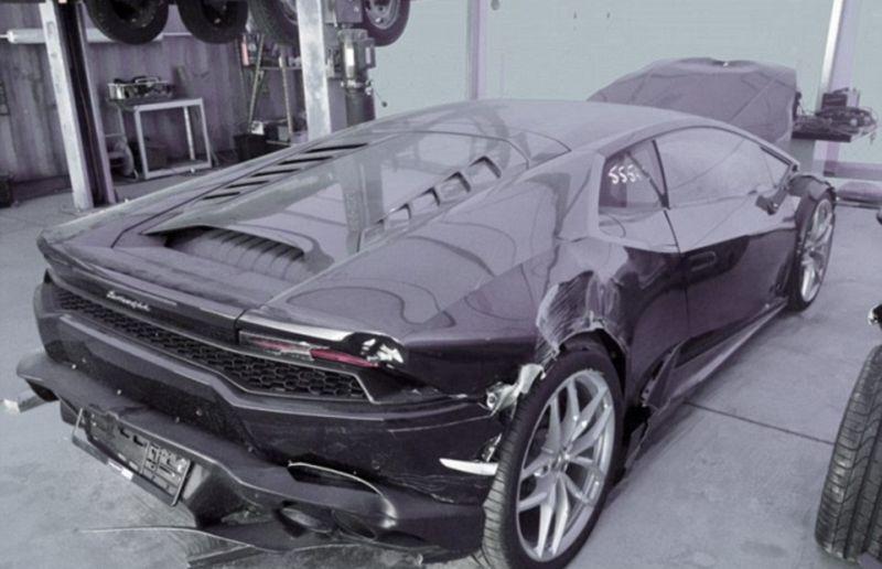Lamborghini Dilelang dengan Harga Pembuka Rp9.000, Tertarik?