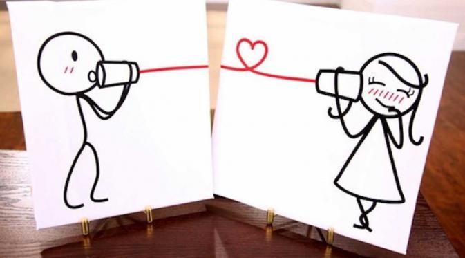 Empat Hal Kecil Bikin Pasangan LDR Makin Mesra
