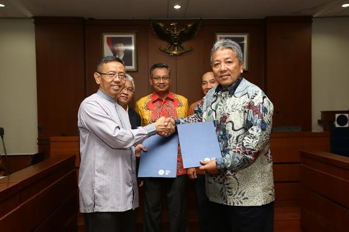 Wujudkan Kedaulatan Pangan, Pemprov Lampung MoU dengan IPB