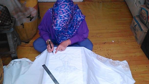 Pengrajin Batik Kota Metro Berharap Diberi Pelatihan Kembali