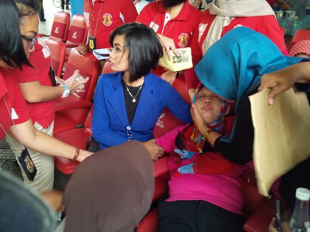 Curhat dengan Kapolda Lampung, Ibunda Alm Dwiki Menangis Histeris Lalu Pingsan