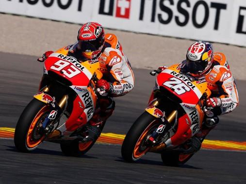 Tim Repsol Honda MotoGP | ist