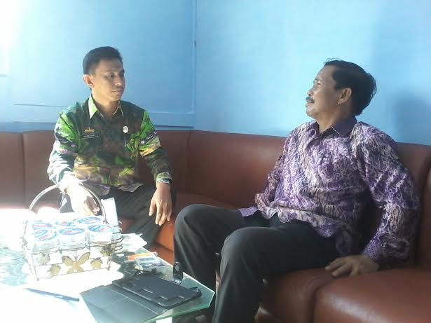 Paskibra Lampung Utara Targetkan Lolos Nasional