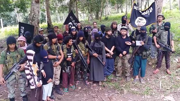 Kelompok Teroris Abu Sayyaf di Filipina | ist