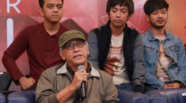 Bikin Album Baru, Iwan Fals Gandeng 4 Band Tanah Air