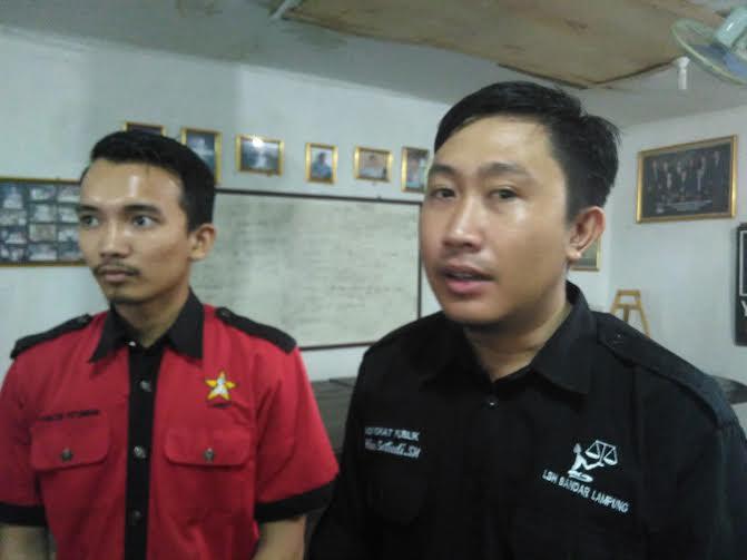 LBH Bandar Lampung Dampingi 5 Mahasiswa IAIN Masih Ditahan Polisi