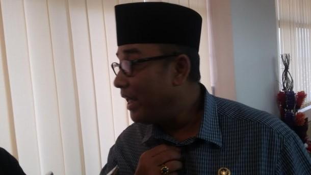 Anggota DPD RI Andi Surya | Tama/jejamo.com