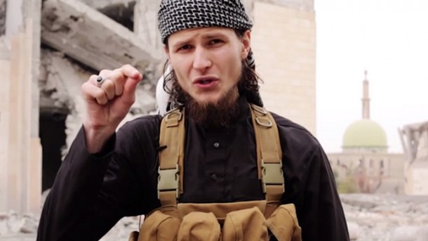 Anggota ISIS Asal Kanada