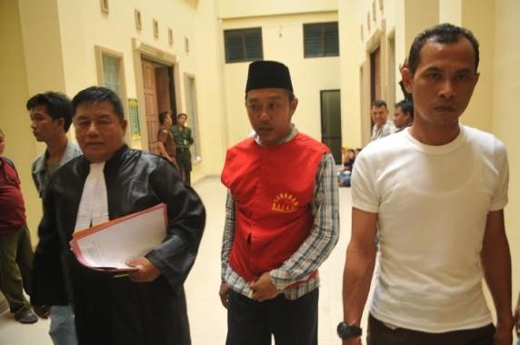 Dituntut Jaksa Karena Kepemilikan Paket Sabu, Pengacara Bilang Itu Tawas