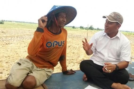 Lampung Tengah Klaim Sentra Pangan Terbesar Se-Lampung