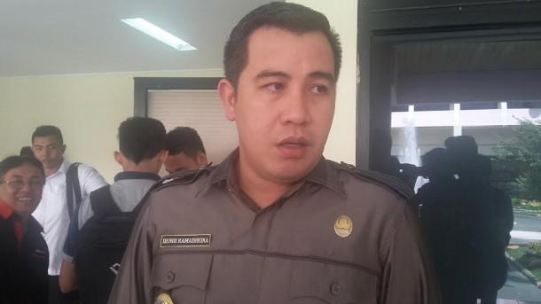 Dendi Ramadhona: Dinkes Pesawaran Sudah Tangani Dua Balita Penderita Busung Lapar