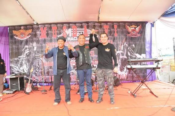 Bupati Tulangbawang Barat Umar Ahmad Ketum MACI Lampung yang Baru