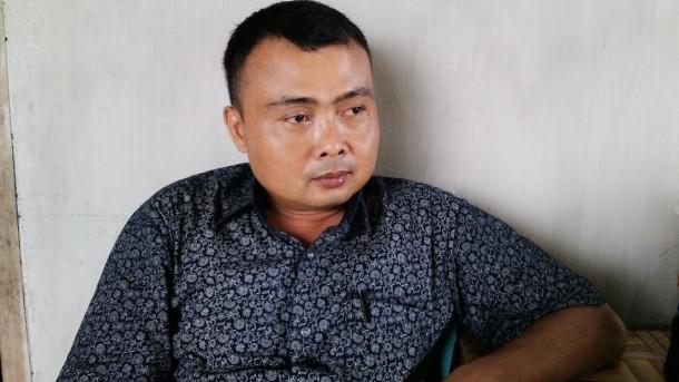 Ketua LSM Genta Lamtim Fauzi Ahmad. | Suparman/Jejamo.com
