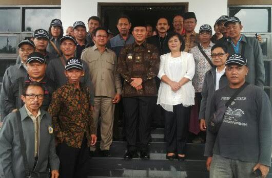 Foto Bersama Lampung Tengah
