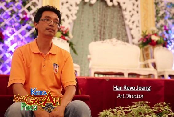 Han Revo Joang. | Facebook