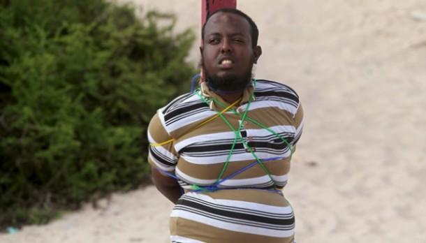 Jurnalis Pendukung Al-Shabab Dieksekusi Regu Tembak Somalia