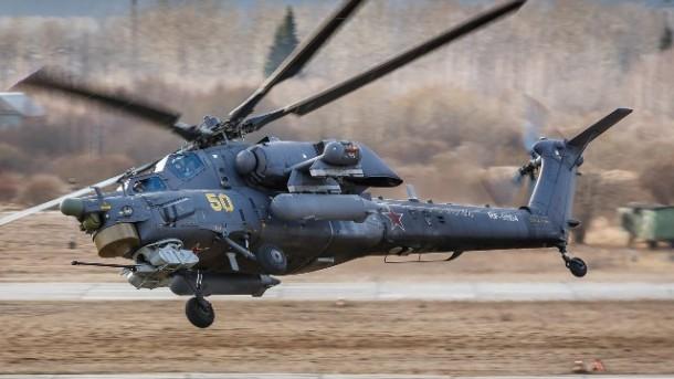 Helikopter Rusia Jatuh di Suriah, Dua Pilot Tewas Ditempat