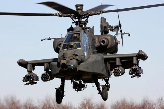 Helikopter tempur Amerika Serikat Apache
