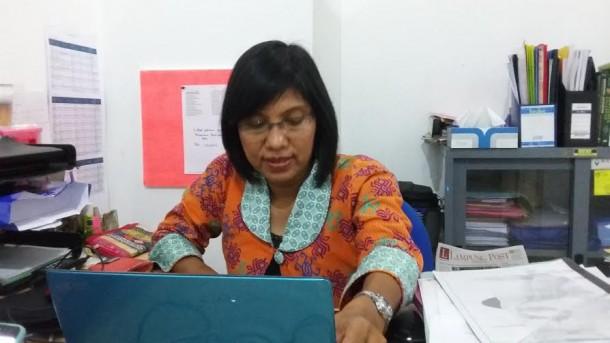 Humas Poltekkes Kemenkes Tanjungkarang Novalia Nababan | Tama/jejamo.com