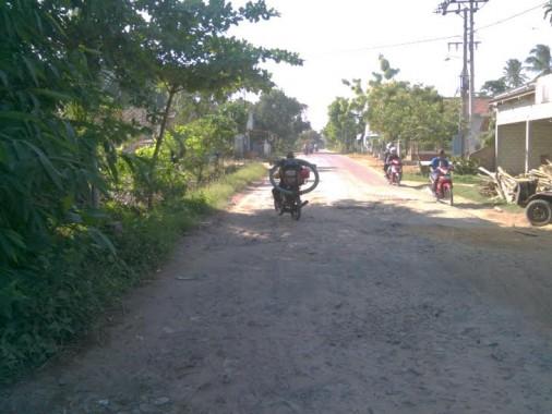 Jalan Rusak, Pemerintah Provinsi Lampung Anggarkan Rp2,5 Miliar untuk Ruas Jatimulyo