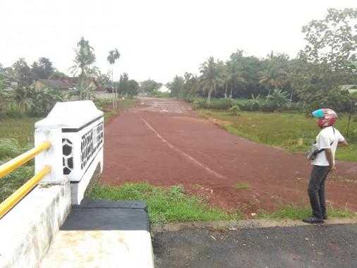 Inilah Jalinpantim di Kecamatan Way Jepara, Lampung Timur yang mulai dibangun kembali | Wahyu/jejamo.com