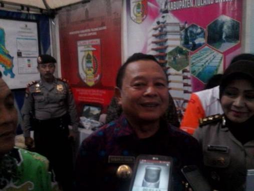 Wali Kota Metro Pairin Janji Bina Sanggar Batik