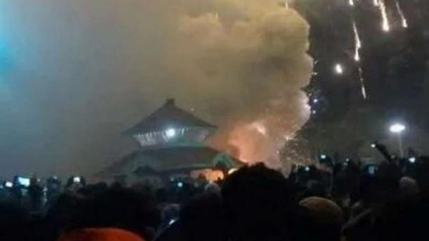 Festival Kembang Api Berubah Jadi Bencana Kebakaran di India, 89 Orang Tewas
