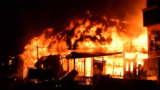 Kebakaran Lapas Bandung | Istimewa