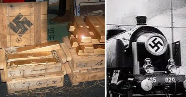 Kereta Harta Karun Nazi