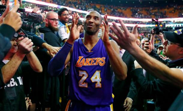 Kobe Bryant Cetak 60 Poin Saat Pertandingan Perpisahan