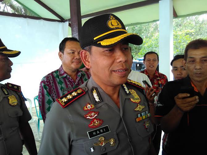 Kapolresta Bandar Lampung Janji Pecat Anak Buahnya Terlibat Peredaran Narkoba