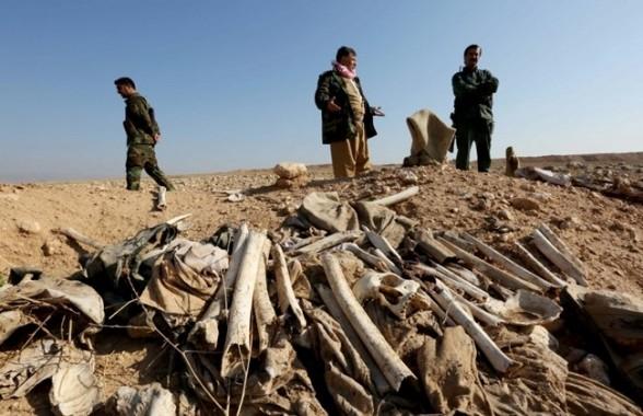 ISIS Gunakan Stadion Bola Kota Ramadi Sebagai Kuburan Massal