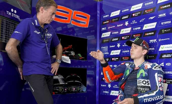 Bos Movistar Yamaha Sebut Lorenzo Seperti Gadis Pilih Pria Lain saat Putuskan Gabung Ducati