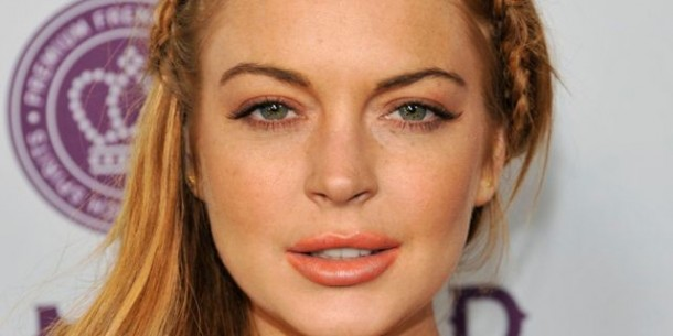 Benarkah  Lindsay Lohan Akan Memeluk Islam?