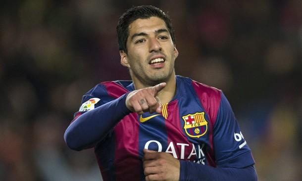 Top Skor Liga Spanyol Kemungkinan Besar Luis Suarez