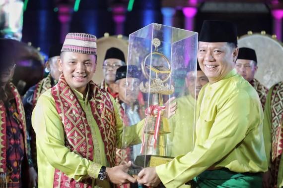 Buka MTQ di Tanggamus, Gubernur Lampung Ajak Hidupkan Majelis Taklim