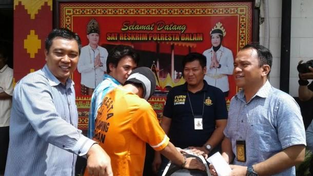 Warga Digegerkan Penemuan Mayat Bayi Laki-laki di Panjang Bandar Lampung